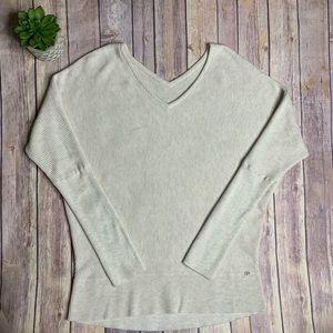 Calia Waffle Knit Pullover